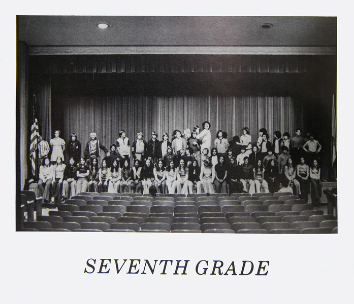 Medway High School 1974 (Class of 1979).  Photo courtesy of MHS 1974 yearbook.
