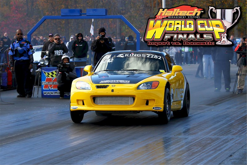 171 mph 8.1 pass at The World Cup Finals Import vs Domestic