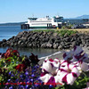 Ferry dock at Port Townsend