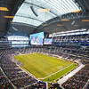 July 26 2009 World Football Challenge - Chelsea FC v Club America:<br /> Cowboys Stadium in Arlington, Texas.<br /> Chelsea FC beats Club America 2-0.