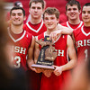 """""""Ken Kadwell/@KenKadwell - Special to the Sun<br /> Crossroads Charter Academy plays Sacred Heart Academy Friday, March. 13, 2015. Final 43-55 Sacred Heart."""""""