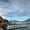 ATITLAN LAKE VOLCANOES