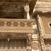 STONE CARVED BALCONY, INDIA