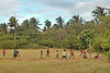 Madagascar, football, enfants, village