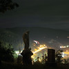 Overlooking Deadwood from the St. Ambrose Cemetery