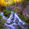Roughlock Falls in Autumn