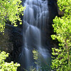 Bridal Veil Falls in Spearfish Canyon
