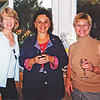 "<span style=""color:yellow;"">2002 : The wedding was a time to see good friends from far away ... Janice Norton from Connecticut, and Lynne Johnson from Virginia.  </span>"