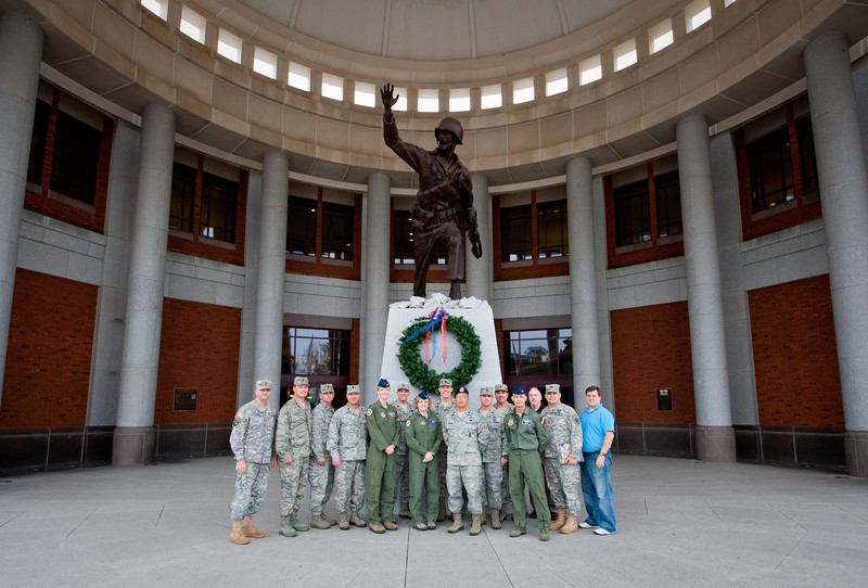 2013 Air War College Visit