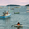 Lobster Boats, Stonington, Maine