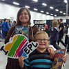 Membership Drive at 2013 Edmonton Comic and Entertainment Expo