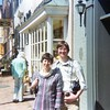 Chris and Donna in Old Alexandria