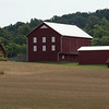 Bank barn in western Montgomery County.