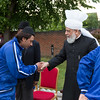 International Masroor Cricket individuals meet Huzur (152 of 349)