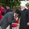 International Masroor Cricket individuals meet Huzur (193 of 349)