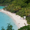 The Silky Sands of Trunk Bay