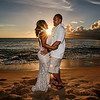 A beautiful Maui wedding on the beach!