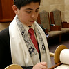 Young man's Bar Mitzvah