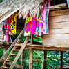 Embera Indian Housing