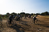2008-38. Cyclists racing at the Motocross area.