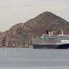 Cruise ship in Cabo San Lucas, Mexico
