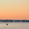 Fisherman on Bear Lake
