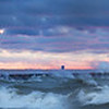 Storms at South Haven