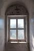 Pont Iroquois light tower window. Bay Mills, MI<br /> <br /> MI-110706-0147