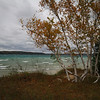 Northern Michigan Lake.  Leelanau peninsula.  All the lakes out there are turquoise.  Great in autumn.