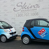 Domino's Pizza, '14 Smart Fortwo, Dallas, TX