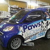 Paws & Claws, Smart Car, Dallas, TX