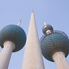 Kuwait Towers 4 - Kuwait City, Kuwait