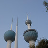 Kuwait Towers 2 - Kuwait City, Kuwait