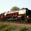 ST 46233 'Duchess Of Sutherland (Crewe) 4-6-2 12,10,2008