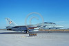 F-14USN-VF-103 0027 A taxing Grumman F-14 Tomcat USN VF-103 SLUGGERS NAS Fallon 10-1991 military airplane picture by Michael Grove, Sr