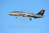 F-14USN-VF-101 0048 A landing Grumman F-14 Tomcat USN 159592 VF-101 GRIM REAPERS 4-2002 military airplane picture by Michael Grove, Sr