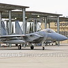 F-15ANG 00015 A McDonnell Douglas F-15 Eagle jet fighter California ANG 80018 144 FW taxis out of its shelter at the Fresno ANG base 3-2015 military airplane picture by Peter J Mancus