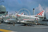 A-4Forg-Aust 00004 A static Australian Navy Douglas A-4G Skyhawk attack jet 155062 7-1977 military airplane picture by Volkert von den Berg
