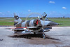 A-4Forg-Arg 00001 A static Douglas A-4 Skyawk attack jet Argentine Navy 11-1996 military airplane picture by Dick Lohuis via African Aviation Slide Service