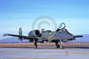 A-10USAF 00305 A taxing Fairchild USAF A-10 Thunderbolt II 77222 DM code 5-1988 military airplane picture by Michael Grove, Sr