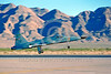 F-5USAF-Aggr 00024 A landing Northrop F-5E Freedom Fighter USAF 01513 AGGRESSOR Nellis AFB 1979 military airplane picture by Peter J Mancus