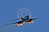 AB-B-1USAF 00081 A flying USAF Rockwell B-1B Lancer strategic jet bomber zooms up in full afterburner military airplane picture by Peter J Mancus tif