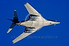 AB-B-1USAF 00091 A flying USAF Rockwell B-1B Lancer strategic jet bomber afterburner military airplane picture by Peter J Mancus tif