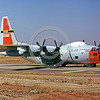 EE-HC-130USAF 00001 A taxing Lockheed HC-130 Hercules USAF 95831 RESCUE McClellan AFB 9-1977 military airplane picture by Peter B Lewis