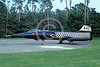 EE-F-104Forg 00023 A static colorful Lockheed F-104 Starfighter Canadian Armed Forces CHECKER CHECKER 6-1983 military airplane picture via African Aviation Slide Service