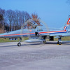 EE-F-5Forg 00001 A static colorful Northrop F-5E Freedom Fighter Dutch Air Force K-3014 jet fighter military airplane picture via African Aviation Slide Service