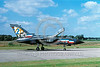 EE-Tornado 00010 A static colorful Panavia Tornado German Air Force jet fighter-bomber 2-2002 military airplane picture by Wilfreid Zetsche