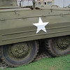 M8 Greyhound Armored Car 1942 Ford rear detail