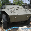 M20 armored car M8 w machine gun ring