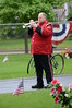 Memorial Day - Naperville, Illinois - May 25, 2015 - Wreath Laying Ceremony at SS Peter and Paul Cemetery